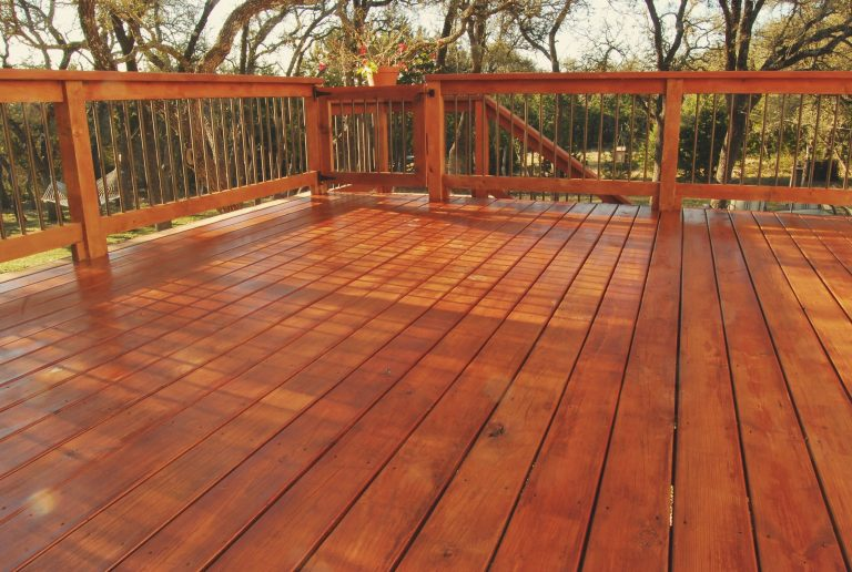 Arlington Deck Staining Company