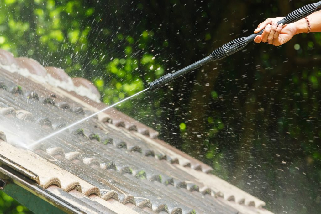 Arlington Roof Pressure Washing