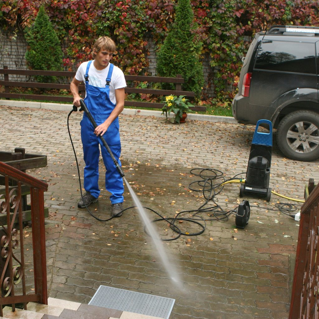 Pressure Washing Services In Arlington Tx 817 440 7095